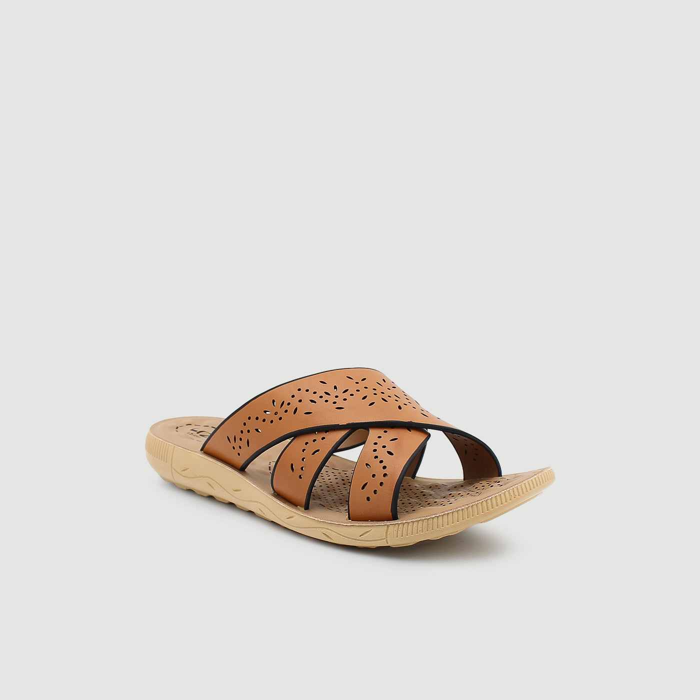 Lazer-cut Ladies Chappals