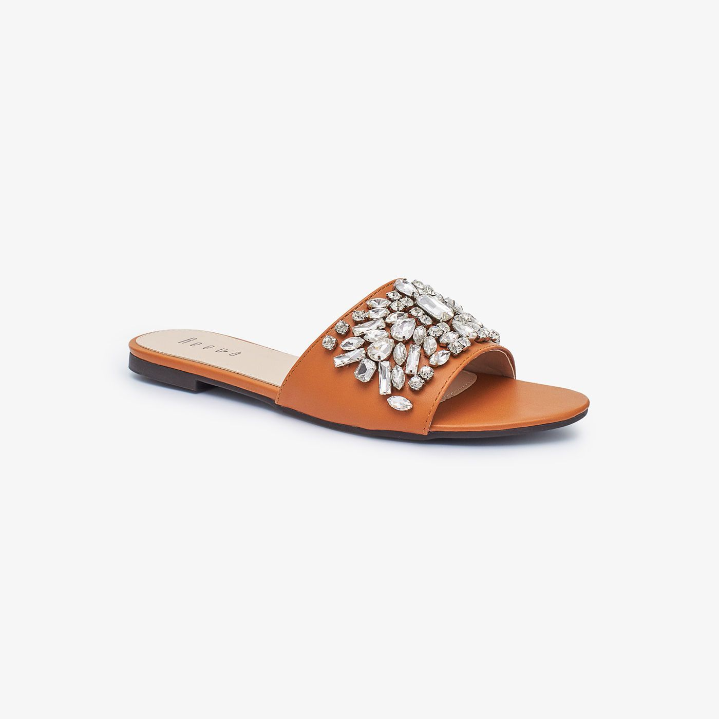 Stone Encrusted Fancy Chappals