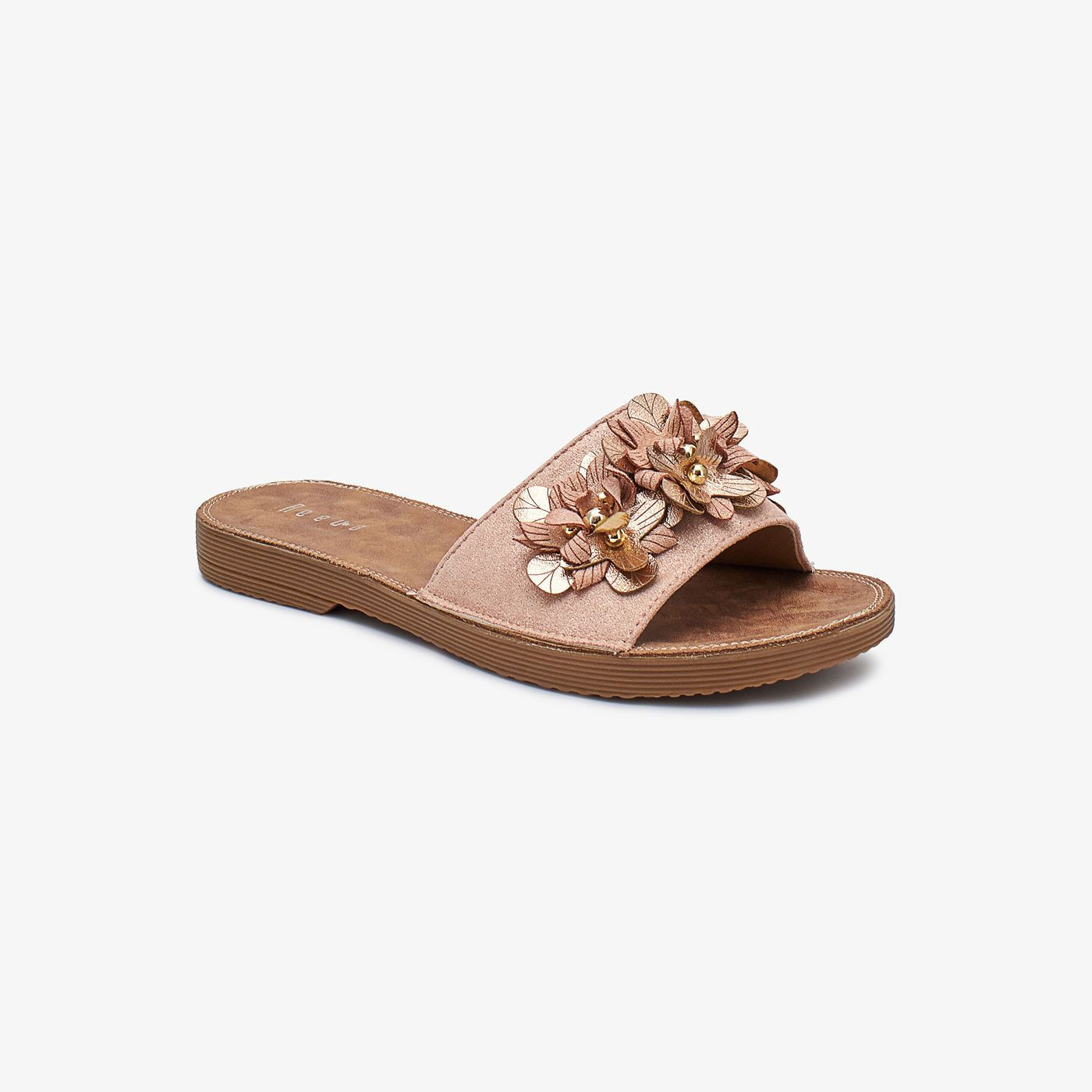 Floral Ladies Chappal