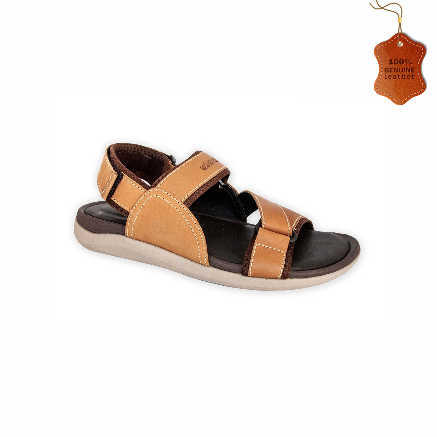 Strappy Mens Leather Sandals
