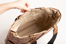 Load image into Gallery viewer, CALLA bag, bronze