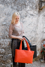 Load image into Gallery viewer, FLORA BAG, orange