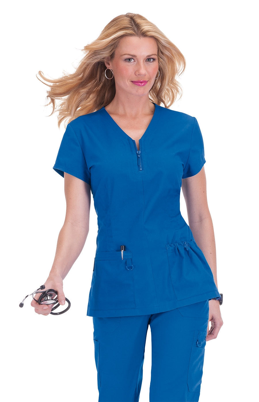 Stretch Mackenzie Top - Scrubs Galore and More