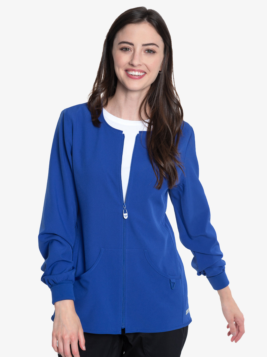 Zip Front Warm Up - Scrubs Galore and More