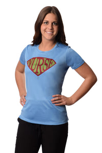 SuperNurse Tshirt - Scrubs Galore and More
