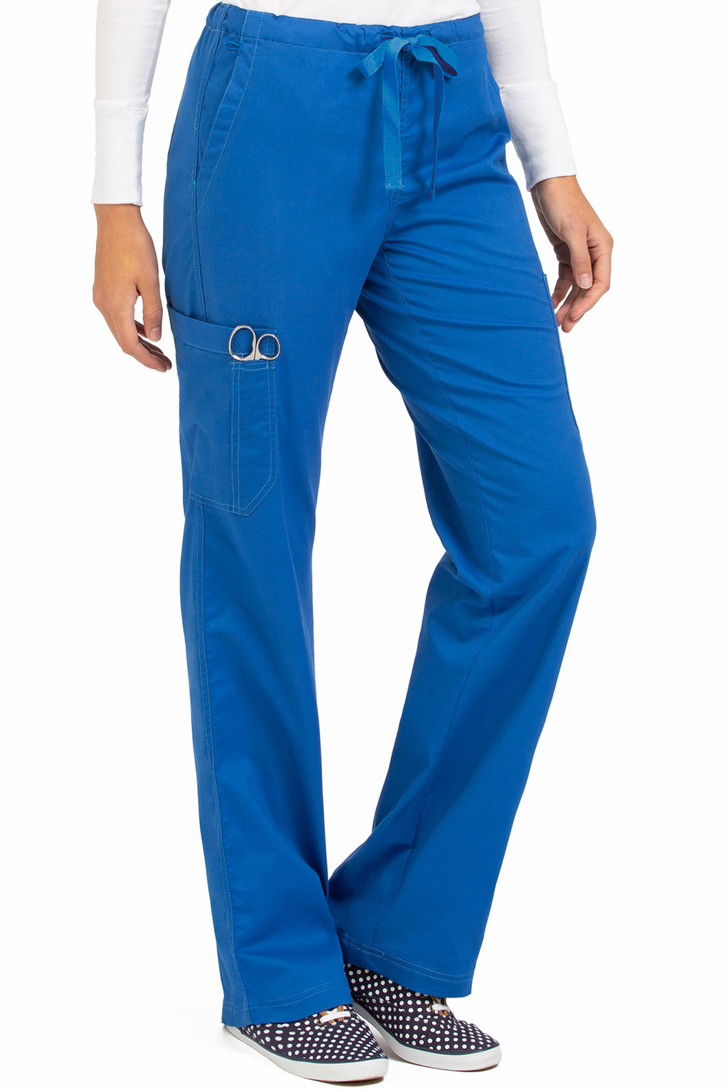 2 Cargo Royal Blue  Pocket Pant