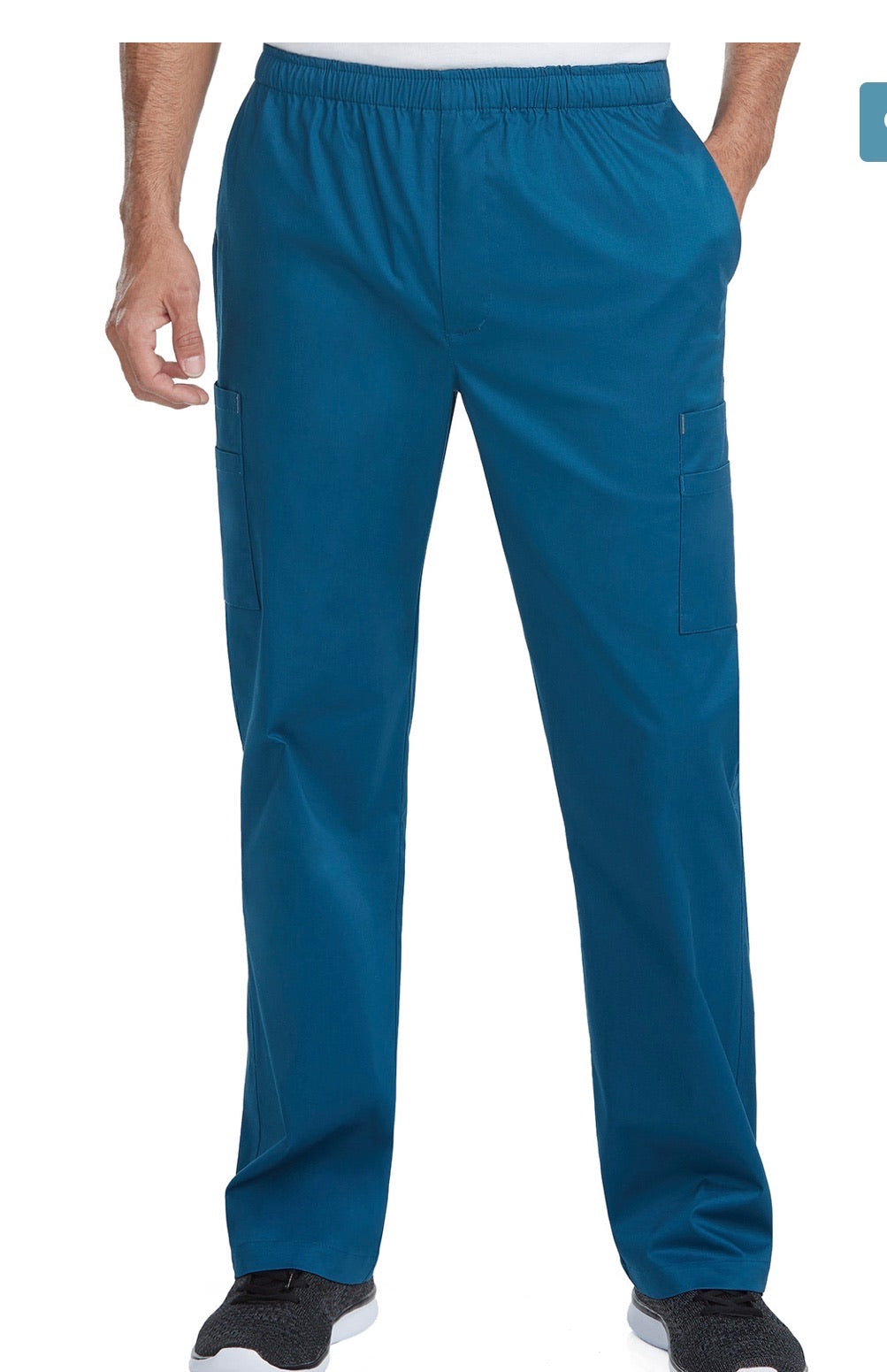 Men's 2 Cargo Pocket Pant - Scrubs Galore and More