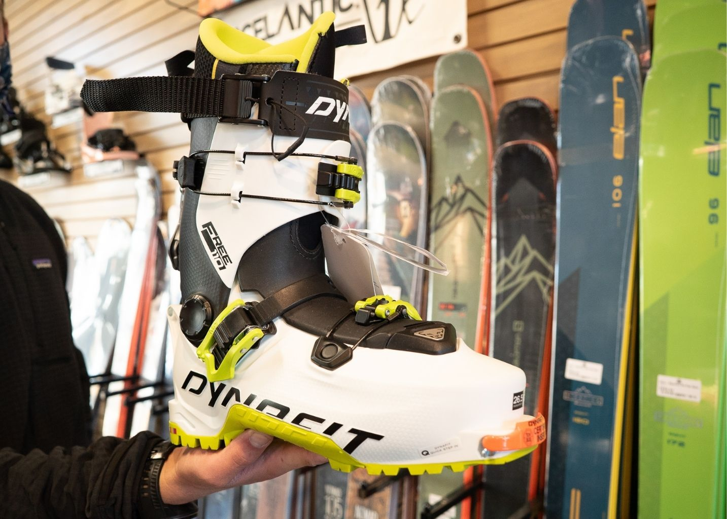 Gear We Love: Dynafit Hoji Ski Boot