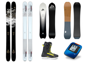 2022 Ski and Snowboard Gear Preview