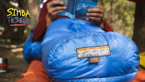 Simba Tested: Western Mountaineering Ultralite