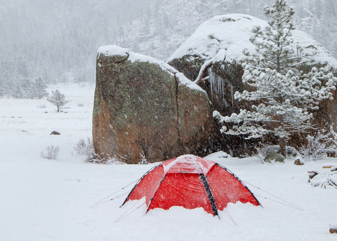 The Best Gear for Winter Camping