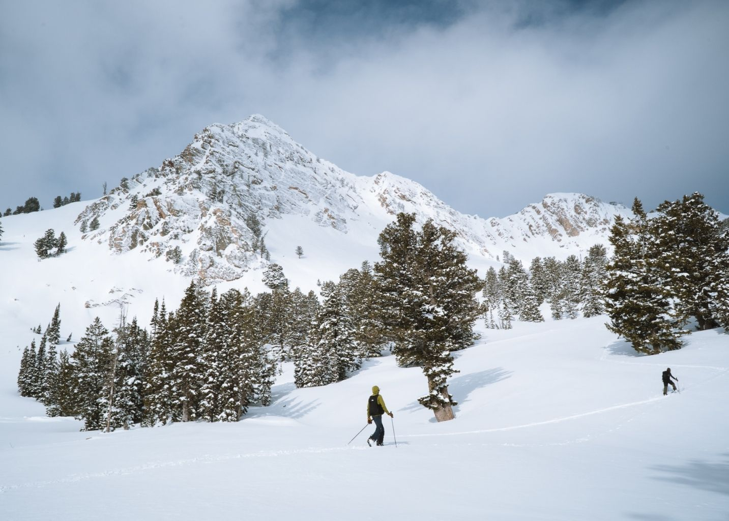 beginner's guide to backcountry touring