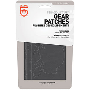 Gear Aid - Tenacious Tape - Wildlife Patches - Black