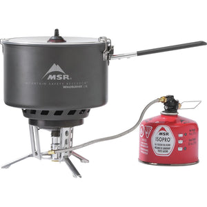 MSR - WindBurner Group Stove System