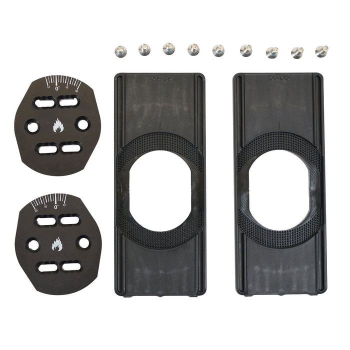 Spark R&D - Solid Board Canted Pucks