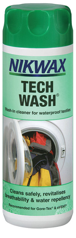 Nikwax - Tech Wash 300ml / 10 oz