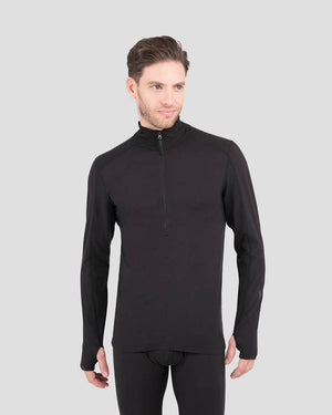 Terramar - Men's Thermolator 2.0 Half Zip Shirt