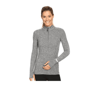 Terramar - Women's Cloud Nine 2.0 Half Zip Shirt