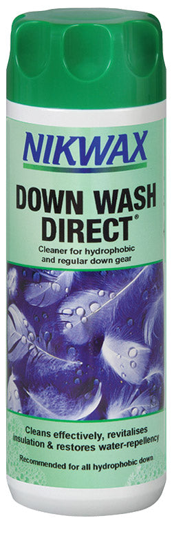 Nikwax - Down Wash Direct 300ml / 10 oz