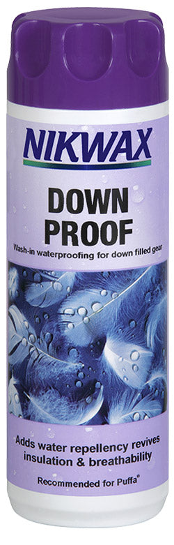 Nikwax - Down Proof 300ml / 10 oz