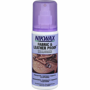 Nikwax - Fabric & Leather Spray-On 125ml