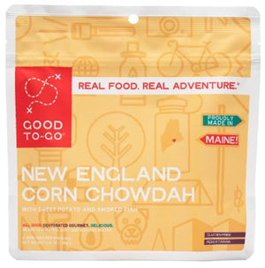 Good To Go - New England Corn Chowdah