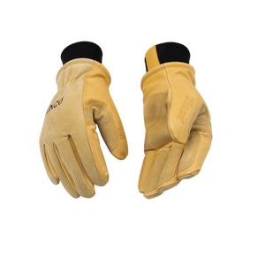 Kinco - 901 - Lined Heavy Duty Pigskin Ski Gloves