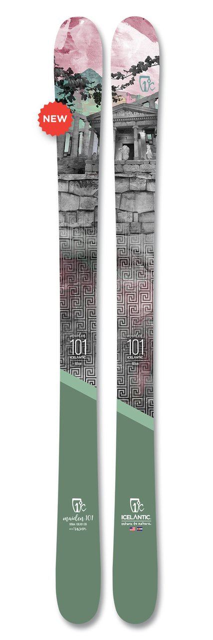 Icelantic Skis - Maiden 101 Lite