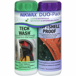 Nikwax - Softshell Duo Pack