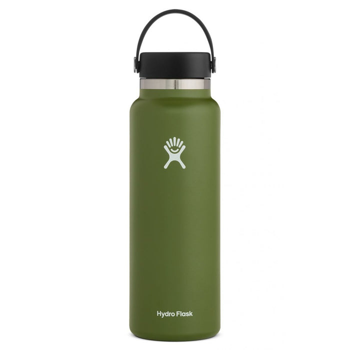 Hydro Flask - 40 oz. Wide Mouth 2.0 w/ Standard Flex Cap
