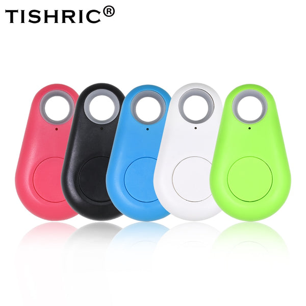 Tishric smart remote control anti lost keychain alarm bluetooth tracker