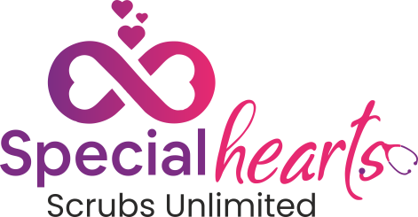 Special Hearts Scrubs Unlimited