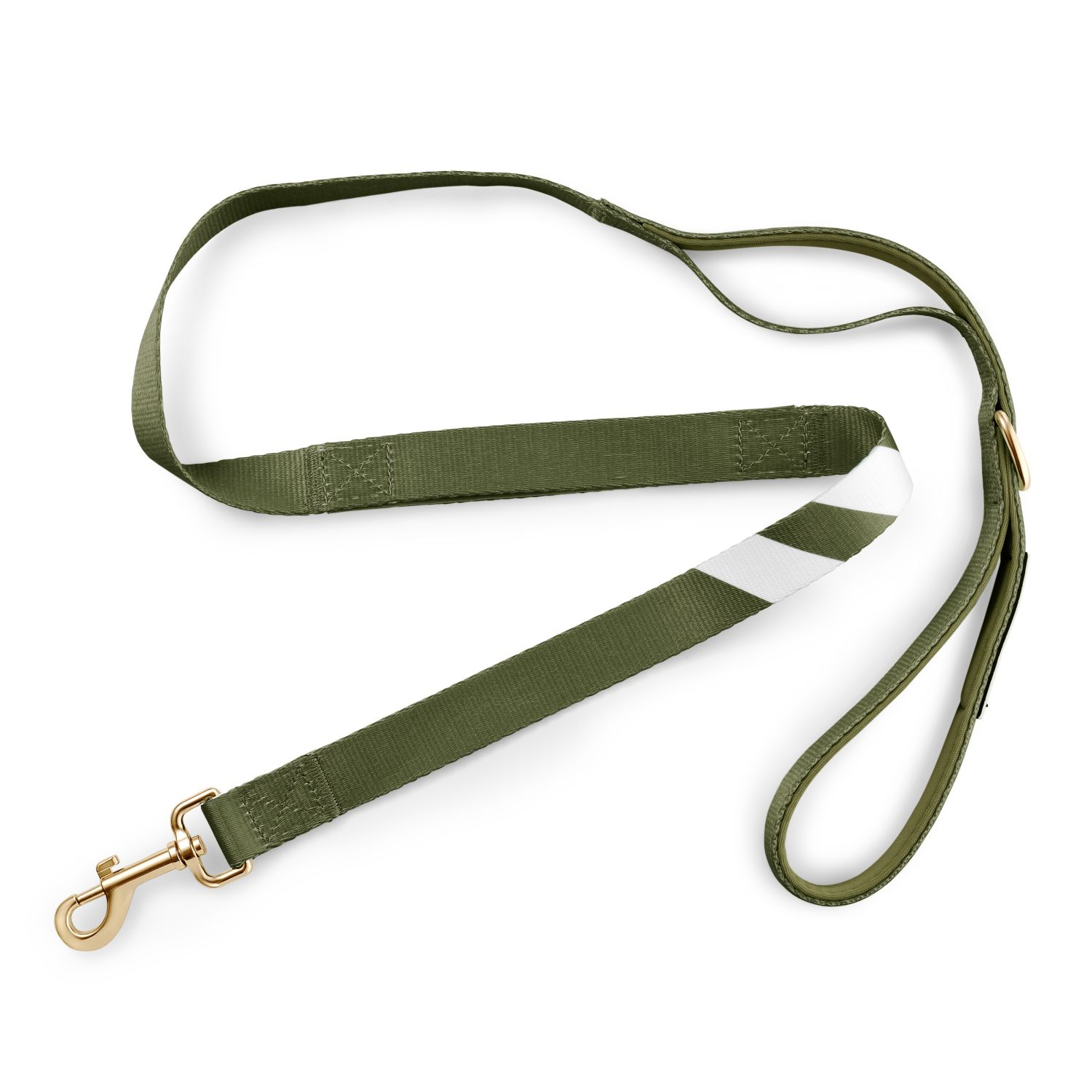 Awesome Olive - City Walker Leash leash bestlifeleashes