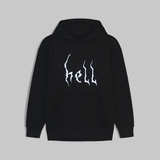 REFLECTIVE HELL HOODIE