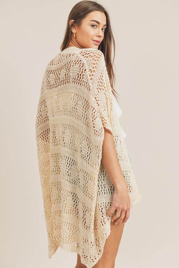 Shoreside Story Cardigan
