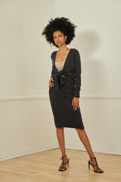 Marley 3-Piece Knit Skirt Set