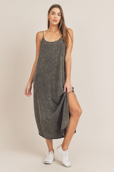 Nightfall Tank Maxi Dress