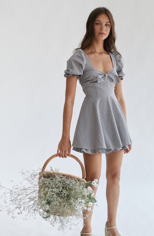 Greta Romper Dress