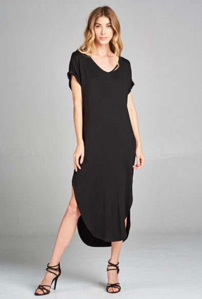 Ellison Everyday Butter Soft Maxi Dress