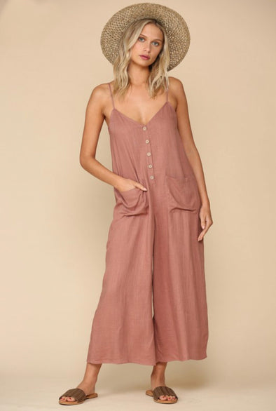 Maisie Pocket Jumpsuit