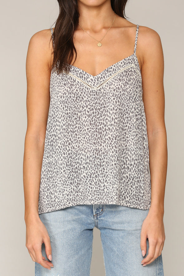 Spirit Animal Leopard Cami