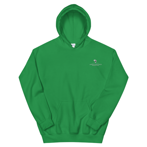 Hoodie - Black/Navy/Blue/Green/Maroon/Red (Embroidered)