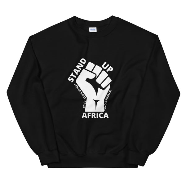 STAND UP AFRICA - SWEATER