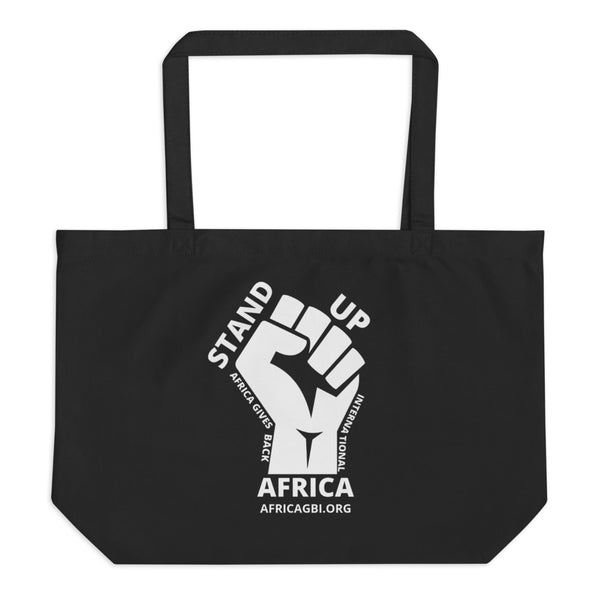 STAND UP AFRICA - TOTE BAG