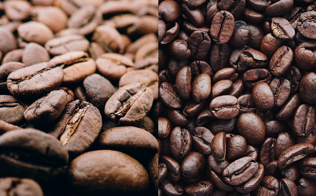 Light, Medium and Dark Roast Coffee. What is the difference? Isn't all coffee the same?