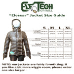 1st Edition Elessar Puffer Jacket (White)