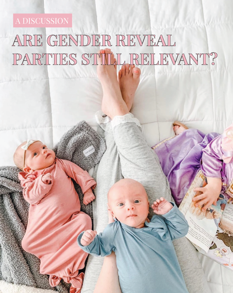 Are Gender Reveal Parties Still Relevant?