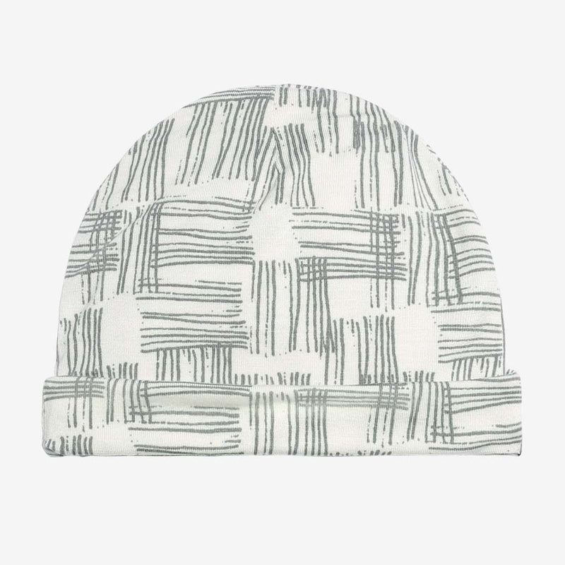 Rivers Gray Swaddle Beanie Set - FINAL SALE