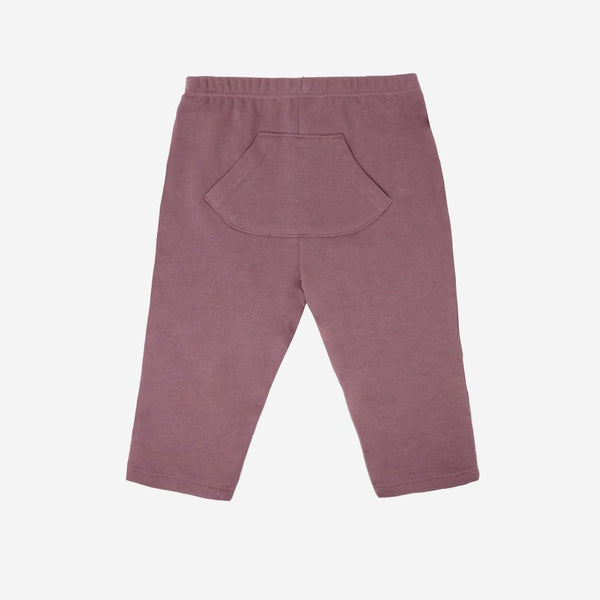 Dark Mauve Jogger - FINAL SALE