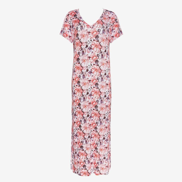 Vivi Floral Mommy Maxi Dress